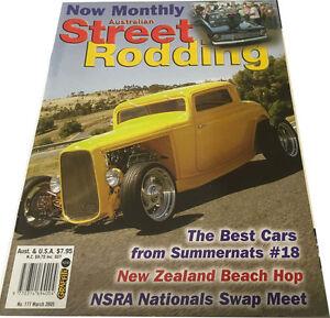 Australian Street Rodding Magazine - Issue