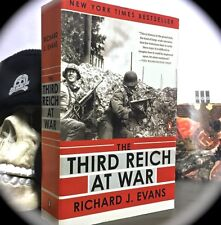 RICHARD J. EVANS: THE THIRD REICH AT WAR ~ 2010 SC ~ WORLD WAR II ** HOLOCAUST
