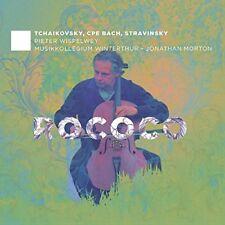 Pieter Wispelwey - Stravinsky/Tchaikovsky/CPE Bach: Rococo [CD]