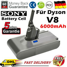 Für Dyson V8 21,6V 6.0Ah Li-Ion Akku V8 Absolute V8 Animal Staubsauger Sony Cell
