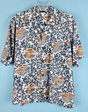 Vintage Kirra Shirt Mens XXXLarge 3XL XXXL Tropical Hawaiian Island Short Sleeve