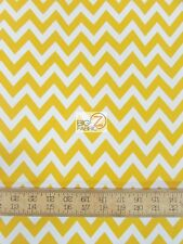 CHEVRON REMIX YELLOW/WHITE BY ROBERT KAUFMAN FLANNEL FABRIC BY YARD FH-120