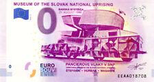 SLOVAQUIE Banskà Bystrica, National Uprising 2, 2018, Billet 0 € Souvenir