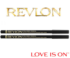 Revlon Eyeliner Pencil 01 Jet Black