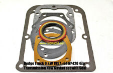 Military Dodge M37 3/4 ton 4x4 1950 -68 New Transmission  Gasket set with seal