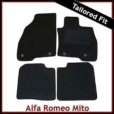 Alfa Romeo Mito (2009 2010 2011) Tailored Fitted Carpet Car Mat