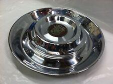 """Vintage 1954–55 Cadillac 15"""" Hubcap Very Good Condition"""