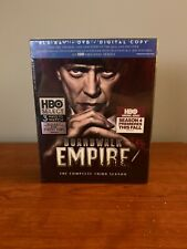 Boardwalk Empire The Complete Third (3rd) Season Blu Ray DVD Combo NEW SEALED