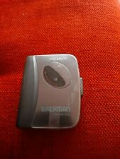 Sony Walkman  WM - EX 150,  Cassette Player Funktion geprüft. G'd Sound Retro