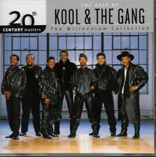 KOOL & THE GANG The Best Of NEW CLASSIC SOUL / POP / FUNK DISCO CD (MERCURY)