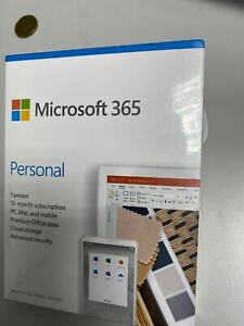Microsoft Office 365 Personal 12 month subscription