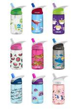 CAMELBAK EDDY KIDS 400ml NON SPILL WATER BOTTLE BPA & BPS FREE DISHWASHER SAFE