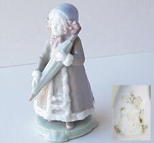 SELTEN Jugendstil Porzellan Figur Mädchen GALLUBA & HOFMANN Ilmenau um 1910 M143