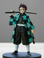 "Demon Slayer: Kimetsu no Yaiba Tanjiro Kamado 5.5"" Action Figure Toy W/ BOX"