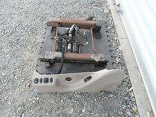 1999-2007 Ford Super Duty F250 Excursion Heated Power Seat Track W/Switch Driver