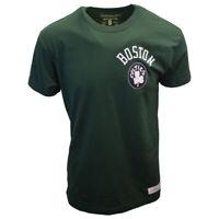 Mitchell & Ness Men's Green Boston Celtics S/S T-Shirt