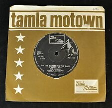 The Supremes Tamla Motown 735 Up the Ladder to the Roof