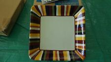 Pampered Chef Simple additions.Sensational stripes small square
