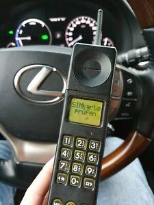 MOTOROLA International 3200 mobile vintage rare phone WORKING