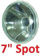 "1 x 7"" Spot Hi/Lo H4 Headlight suits Landrover Series 1 2 2A 3"
