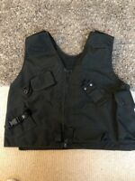 Ex Police Tactical Vest. Size Medium. Used. 08.