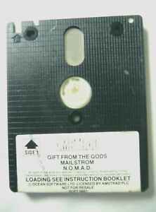 72145 Gift From The Gods / Mailstrom / Nomad / Supertest 1/2 / Cosmic Wartoad [D