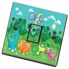 Dinosaurs Wall Light Switch Stickers