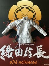 COO Models Japan Samurai Oda Nobunaga White Shirt loose 1/6th scale