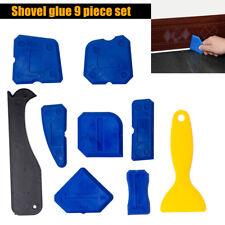 9Pcs Grouting Sealant Profiling Applicator Tools Glue Shovel Tool Kit Ceramic