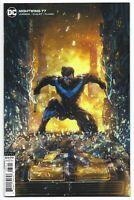 Nightwing #77 2020 Unread Alan Quah Variant Cover DC Comic Book Dan Jurgens