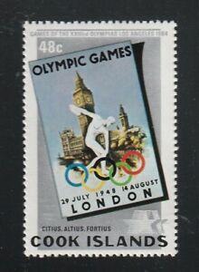 Big ben, London, Olympic Game London 1948,