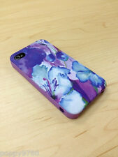 Lucky Brand Print Floral Hardshell Snap-on Case Cover For iPhone 4 / 4S