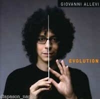 Giovanni Allevi: Evolution - CD