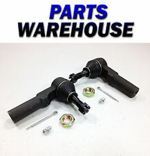 2 Premium Outer Tie Rod Ends Pair For Left Driver And Right Passenger Set Kit