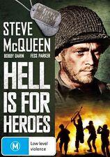 Hell Is For Heroes (DVD, 2009) - Steve McQueen # 1709