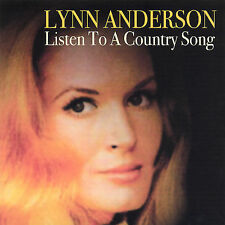 Listen to a Country Song   Lynn Anderson NEW free shipping