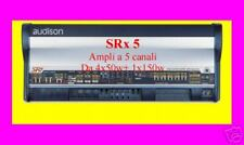 Audison SRx5 SRX 5 Amplificatore 5 canali 240 w New Gar
