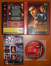 Abierto hasta el amanecer [DVD] Robert Rodriguez, Quentin Tarantino, G. Clooney