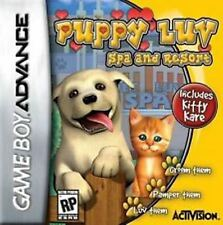 Puppy Luv Spa And Resort Nintendo Game Boy Advance GBA >Brand New - In Stock<
