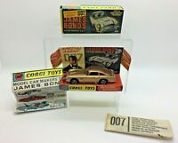Superb Boxed Corgi Toys 261 James Bond D.B.5
