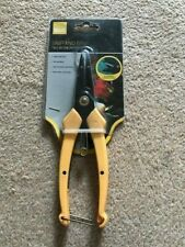 Pruners - two in one, B&Q, snip and grip