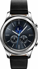 NEW: Samsung - Gear S3 Classic Smartwatch 46mm