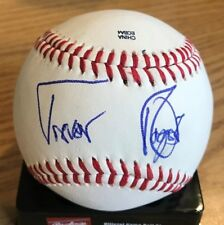 Trevor Rogers signed ROmL Baseball - Miami Marlins - 1st Round Pick Inscription