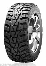 4 X 35X12.5R18 BRAND NEW KUMHO KL71 MUD TERRAIN TYRES ROAD VENTURE 4X4 OFF ROAD