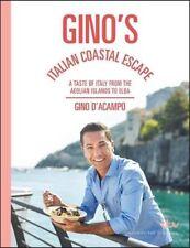 Gino's Italian Coastal Escape by Gino D'Acampo (Hardback, 2017)