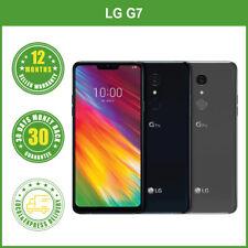 New Sealed LG G7 ThinQ  64GB Black Grey Blue 4G/64GB 1Yr Wty LOCAL DELIVERY