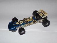 Corgi Toys Whizzwheels 150 Surtees T.S. 9 F/1 Racing Car Rob Walker # 16 1:36 Sc