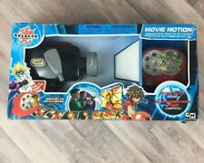 ULTRA RARE BAKUGAN MOVIE MOTION (PROJECTOR with SOUND, Incl Movie!). BRAND NEW!