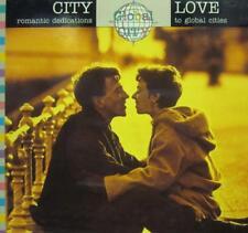 Various Easy Listening(CD Album)City Love: Romantic Dedications To Glob-