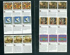 United Nations:1993 Human Rights Souvenir folder & Full set,Block 3, MNH &OG 03